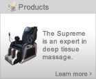Sterling Supreme Massage Chair